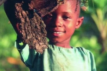 Afrika Titelseite