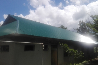 7Das neue Dach