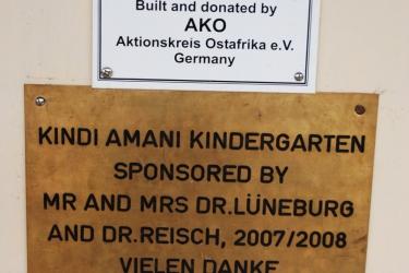 Kindergarten Kindi Amani 2