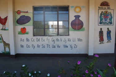 Kindergarten Ngulu Lehrmaterial