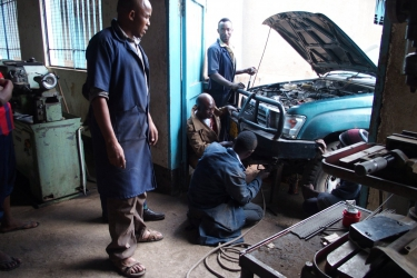 Automechaniker Ausbildung