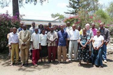 Das Lehrerkollegium der LKEC in 2010-k