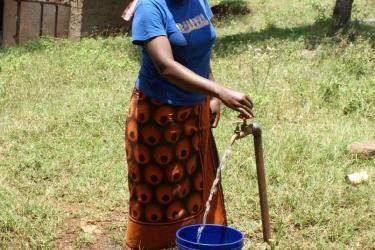 Wasserprojekt Mbosho