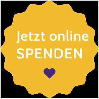Jetzt Online Spenden